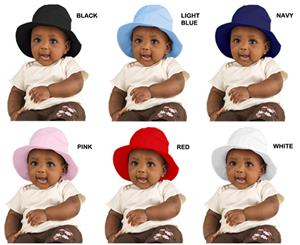 LAT Sportswear Infant or Toddler Bucket Hat