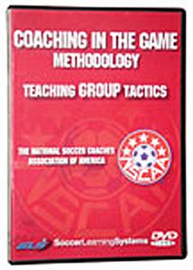 Coaching Soccer Methodology (DVD) training videos