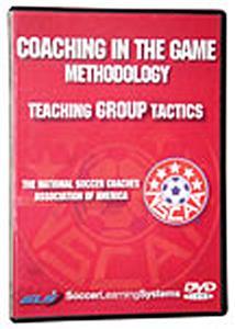 Coaching Soccer Methodology (DVD) training videos