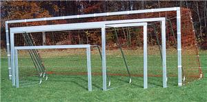 Recreational Soccer Goals 8x24x3x8 (EACH)