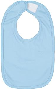 LAT Sportswear Infant Jersey 1-Ply Velcro Bib