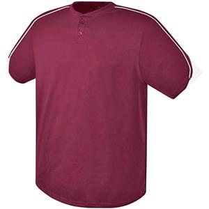 High 5 Wedge 2-Button Baseball Jerseys Closeout