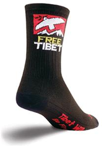 Sockguy Classic Free Tibet Socks