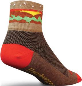 Sockguy Classic Hamburger Socks