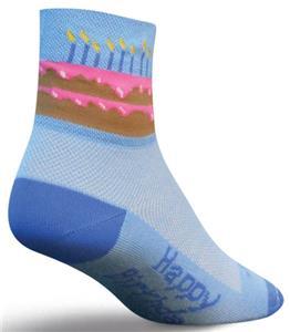 Sockguy Classic Happy Birthday Socks
