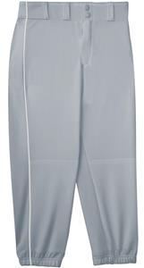 High 5 Piped Prostyle Low-Rise Softball Pants CO