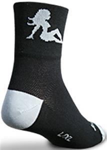Sockguy Classic Mudflap Girl Socks