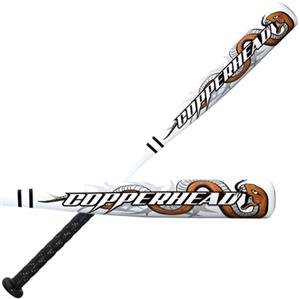 Worth YBC11 Youth CopperHead -11 Baseball Bats