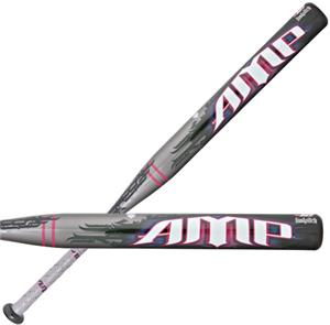 Worth FPAM12 AMP Fastpitch Softball Bats-ASA
