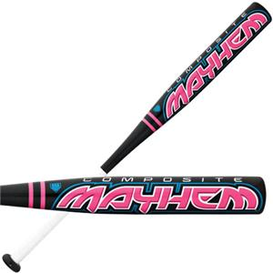 Worth FPM11 -11 Mayhem Comp Fastpitch Softball Bat