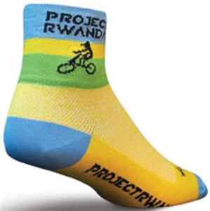 Sockguy Classic Project Rwanda Socks