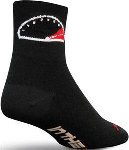 Sockguy Classic Red Zone Socks
