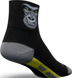 Sockguy Classic Silverback Socks