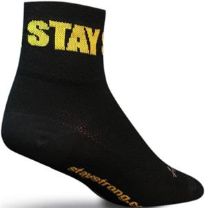 Sockguy Classic Stay Strong Socks