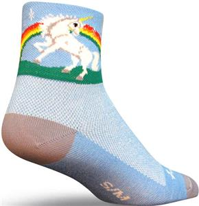 Sockguy Classic Unicorn Socks