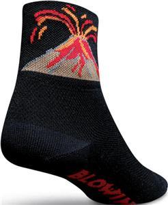 Sockguy Classic Volcano Socks