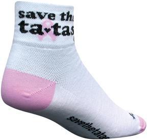 Sockguy Classic Save The Tatas Socks