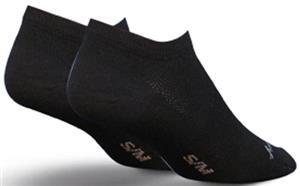 Sockguy 2-Pack NS Black Socks