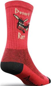 Sockguy Desert Rat Crew Socks