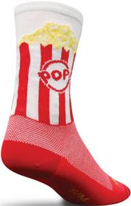 Sockguy Popcorn Crew Socks
