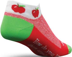 Sockguy Apples Women's Socks
