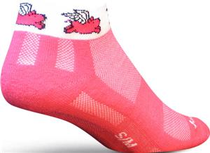 Sockguy Flying Pigs Women's Socks