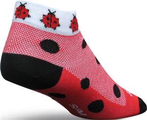 Sockguy Lady Bug Women's Socks