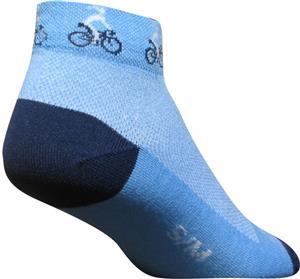 Sockguy Ponytail Women's Socks