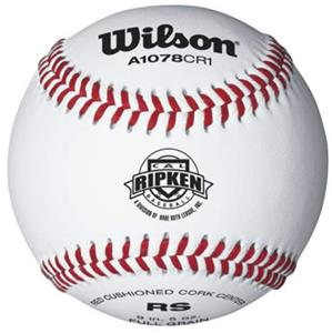 Wilson Cal Ripken Regular Season Play Baseballs