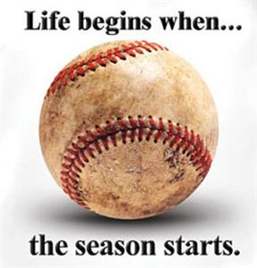 Life Begins... Baseball tshirts gifts
