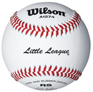 Wilson Little League Raised Seam Baseball WTA1274T