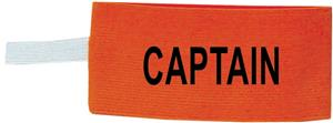 Vizari Set of Two Captains Armbands