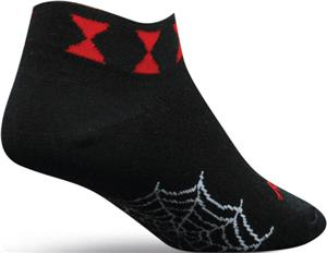 Sockguy Black Widow Women's Socks