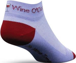 Sockguy Wine O'Clock Women's Socks