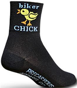 """Sockguy Biker Chick 2"""" Women's Socks"""