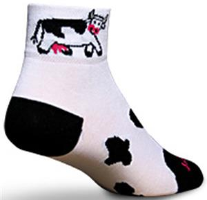 Sockguy Cow 2&quot; Women&#39;s Socks