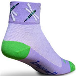 """Sockguy Dragon Fly 2"""" Women's Socks"""