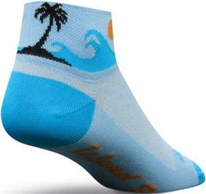"""Sockguy Island 2"""" Women's Socks"""