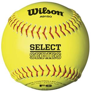 Wilson Recreational Series Fastpitch Softballs 3DZ