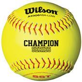 "Wilson 11"" ASA Series Fastpitch Softballs"