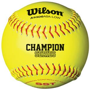 "Wilson 11"" ASA Series Fastpitch Softballs"