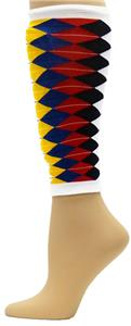 Red Lion Diamond Shin Guard Sleeves