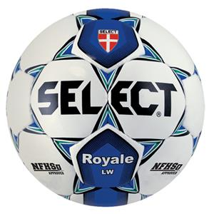 Select Royale LW NFHS Soccer Ball-Closeout
