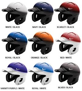 NIKE Show 2 Tone Batting Helmets