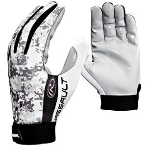 Ultra-Grip Football Receiver &amp; Running Back Gloves