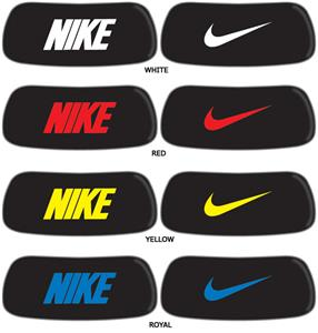 NIKE Baseball Eyeblack Stickers