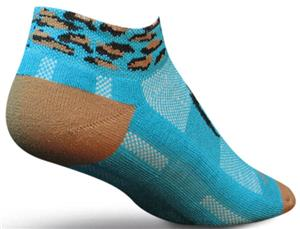 Sockguy Leopard Channel Air Socks