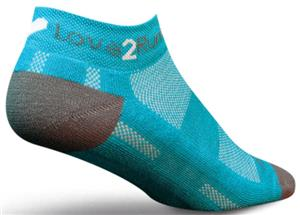 Sockguy Love 2 Run Channel Air Socks