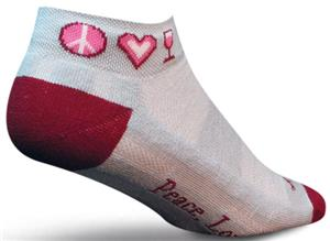 Sockguy Peace, Love, Wine Channel Air Socks