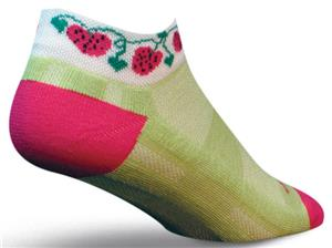 Sockguy Strawberry Air Channel Socks
